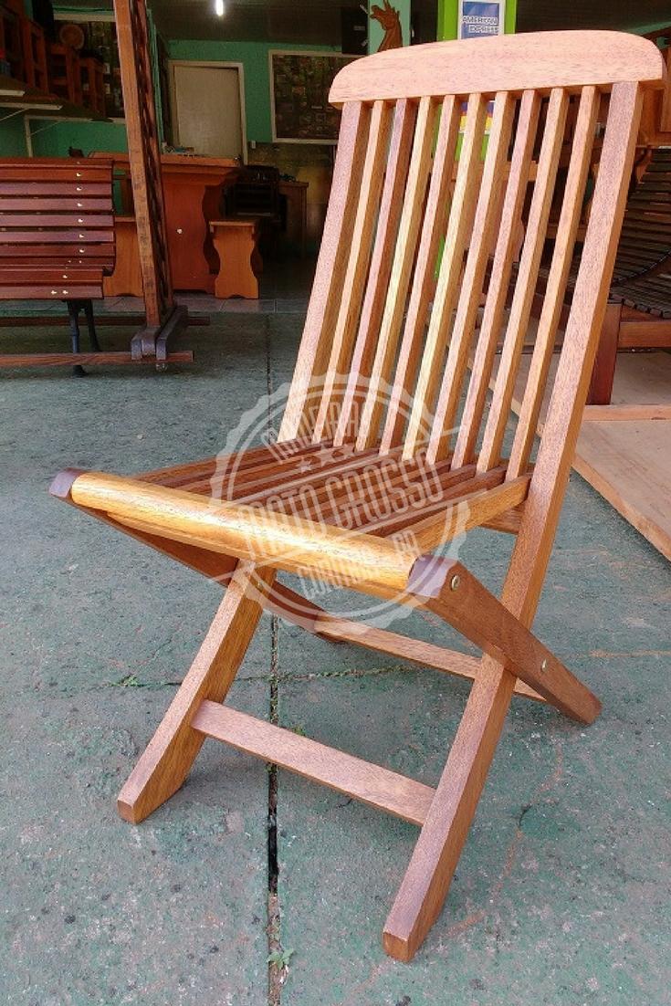 Cod.2180 - cadeira deck - foto1