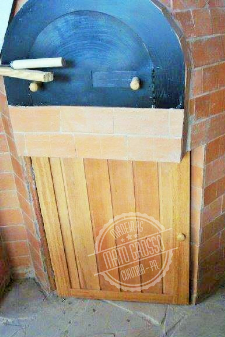 Cod.5840 - porta para forno