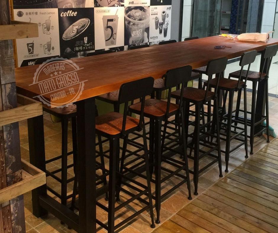 Cod.5530 - Bancada bar - Foto1