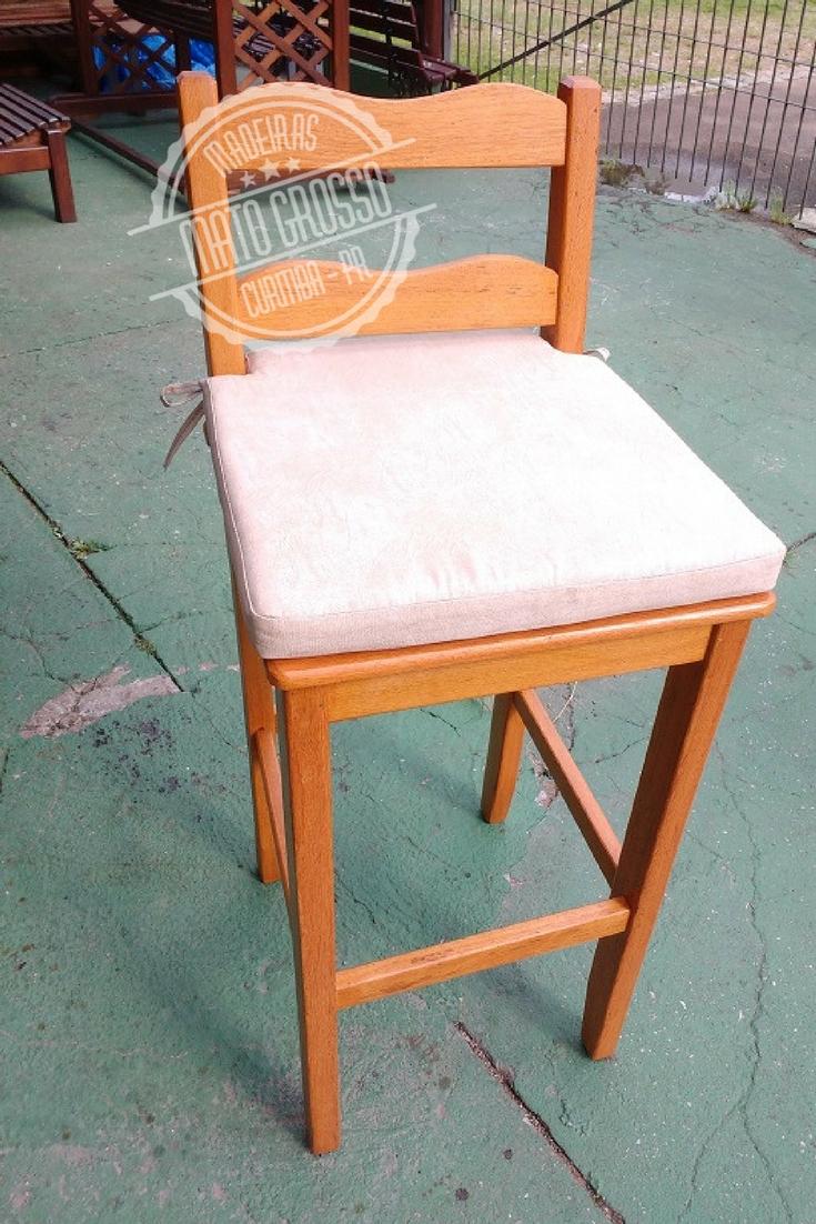 Cod.2910 - cadeira de bistrô - foto2