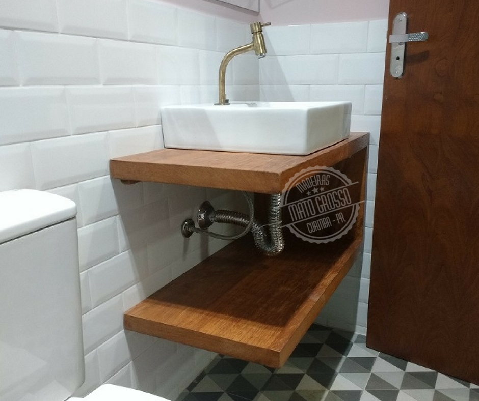 Cod.5580 - Bancada lavabo - Foto3