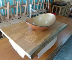 Cod.5590 - Bancada lavabo - Foto1
