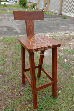 Cod.2990 - cadeira de bistrô - foto4