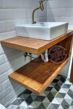 Cod.5585 - Bancada lavabo - Foto1