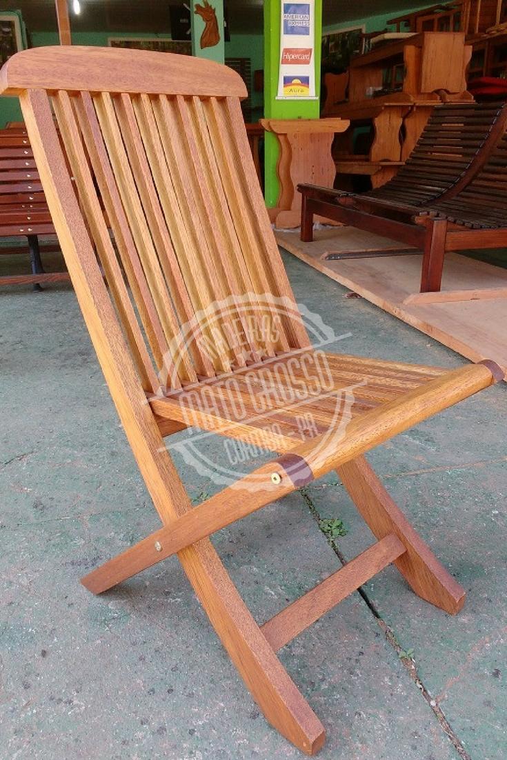 Cod.2180 - cadeira deck - foto2