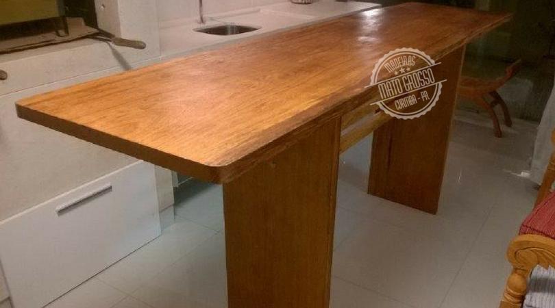 Cod.5505 - Bancada churrasqueira