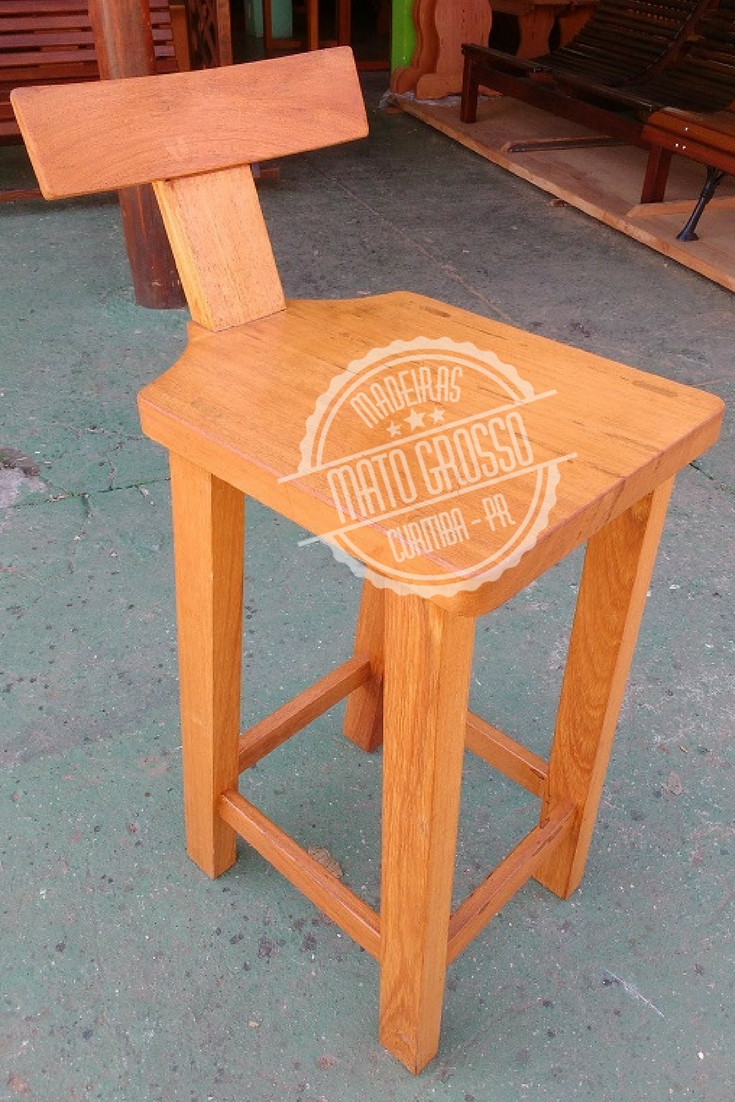 Cod.2990 - cadeira de bistrô - foto1