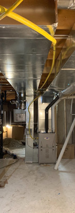 Furnace & Duct Replacement
