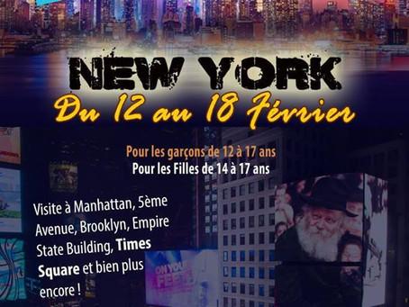 Voyage chez le Rabbi : de Marseille à NYC