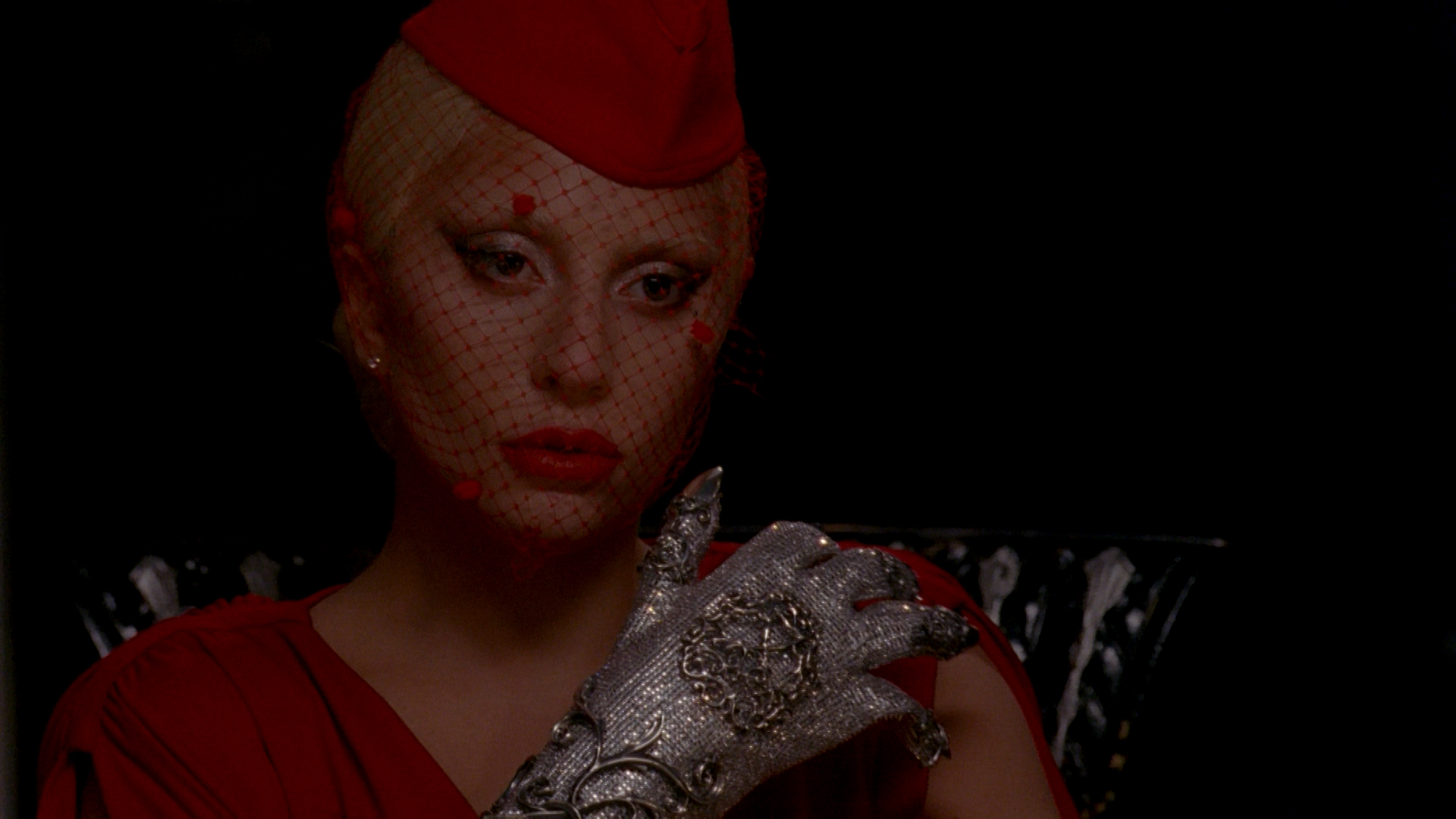 AHS Hotel:Lady Gaga getting ready
