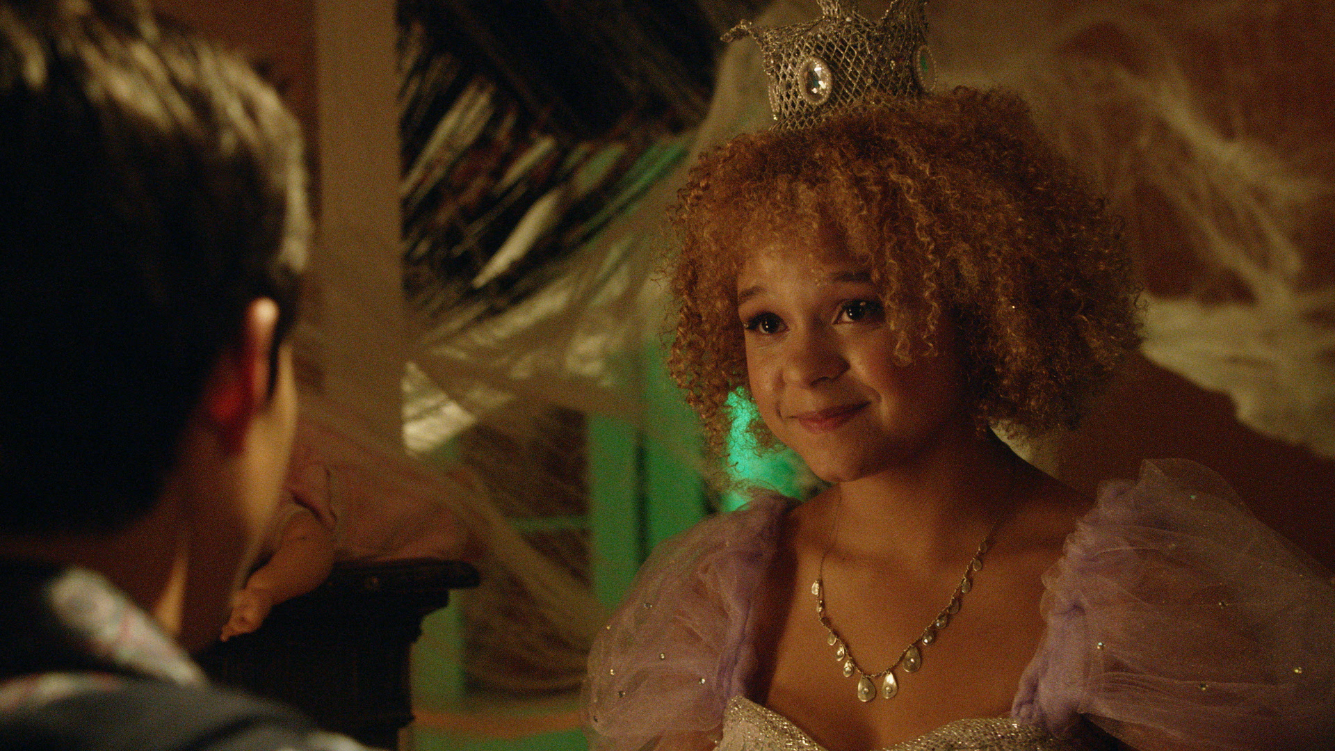 Invisible Sister: Rachel Crow