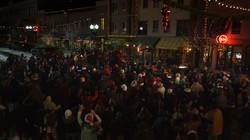 The Mistle-Tones: Street party