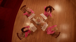 The Mistle-Tones: Dance overhead