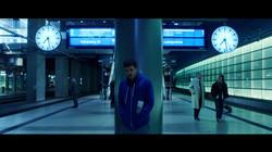 The Berlin Project: Train platform