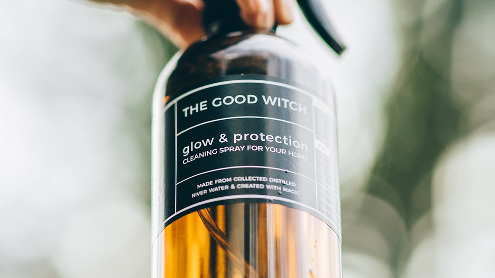The Good Witch - Cleaning Spray