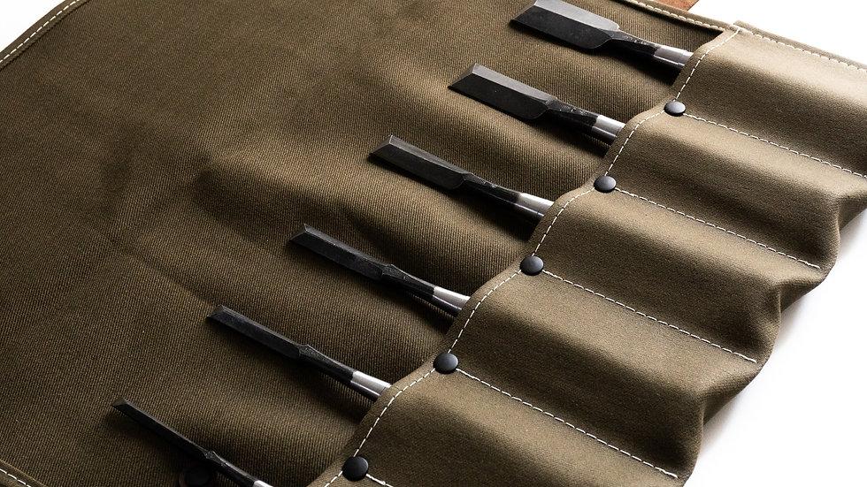 6 Pocket Tool Roll