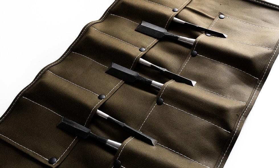 14 Pocket Tool Roll