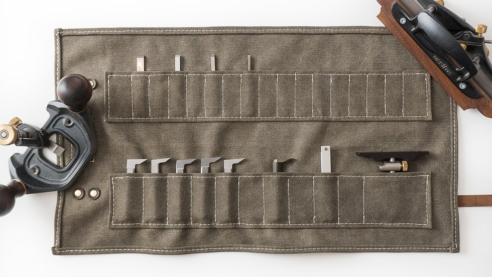 Joinery Tool Roll
