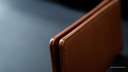 No.99 Long Wallet in Cognac