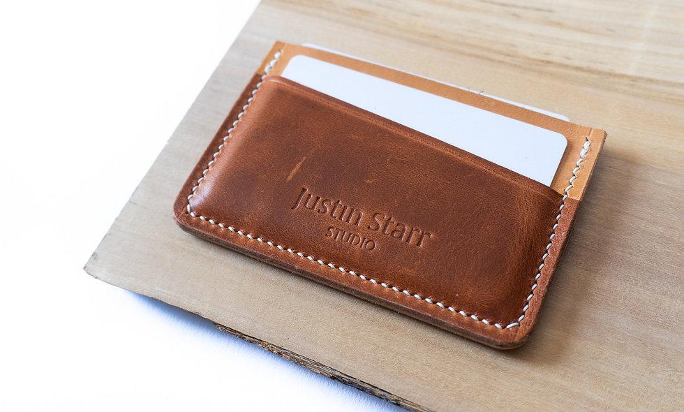 3 Pocket Cavalier & Natural Leather