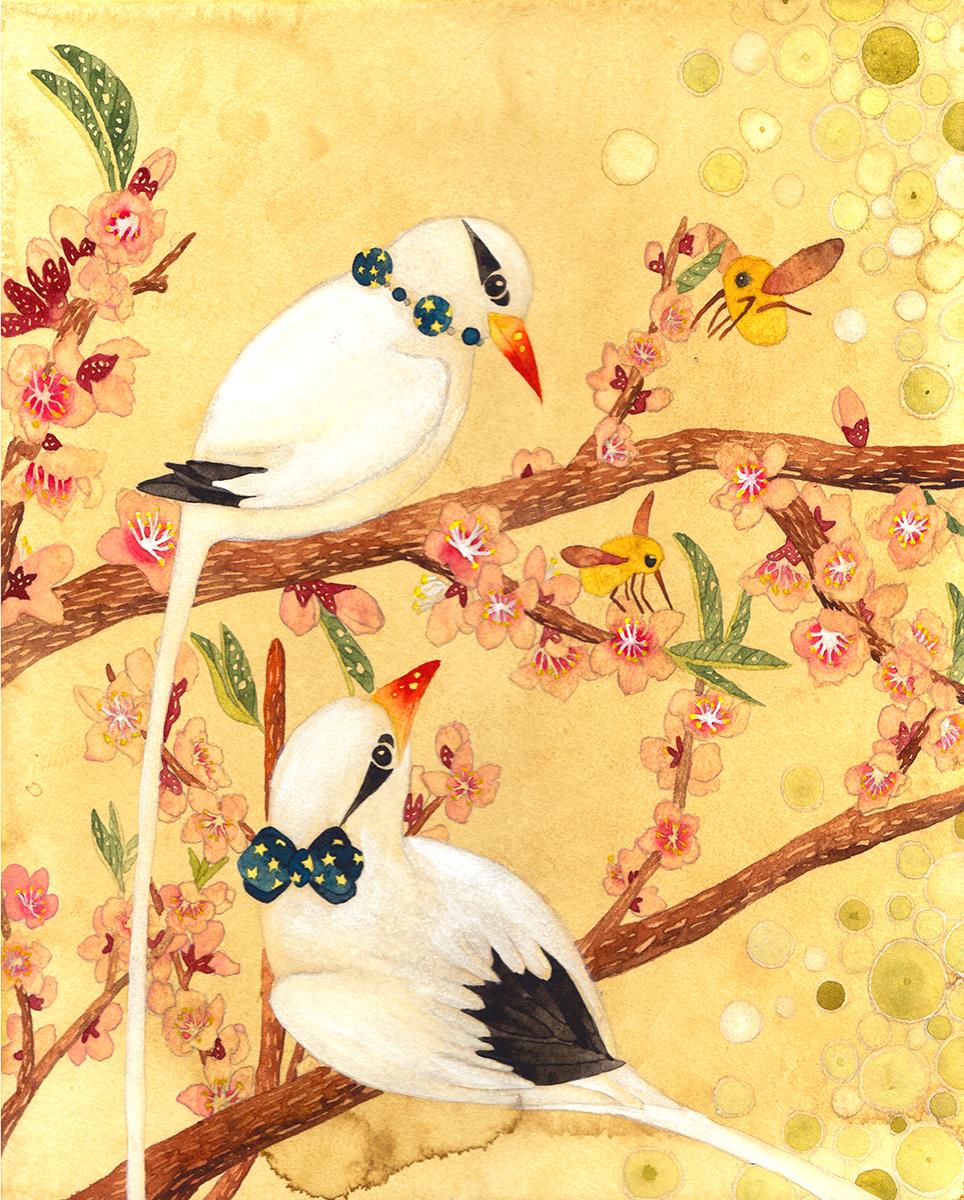 春を呼ぶ声