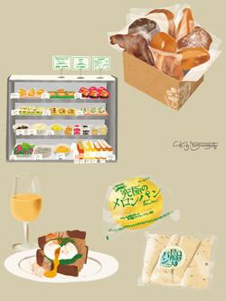 ku:nelパン特集扉