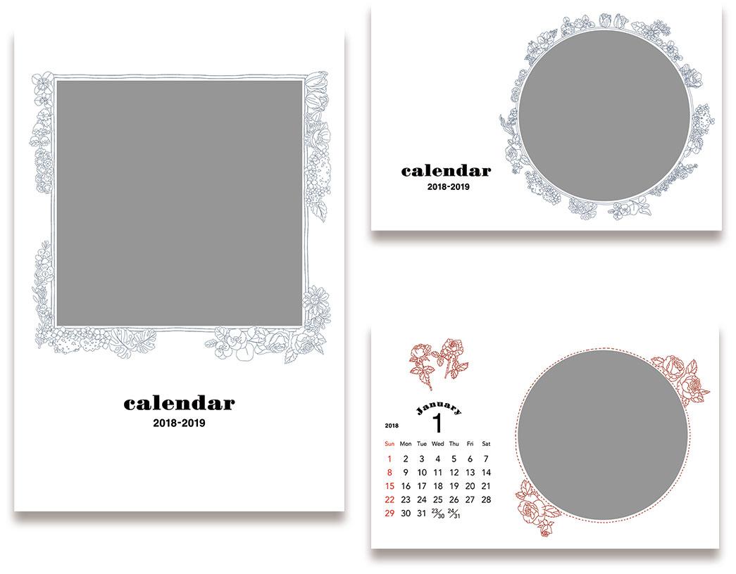 FUJIFILM様写真カレンダー