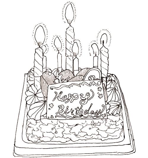 20160602バースデーケーキ