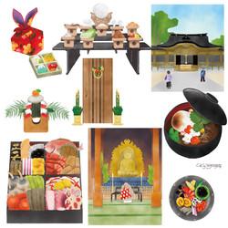 暮らしを楽しむ日本の伝統行事/神宮館