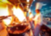 Origineel kok vlam shutterstock_12062692