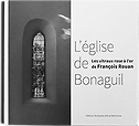couverture du livre église de Bonaguil vitraux de François Rouan