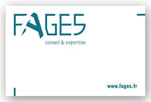 logo carte de visite Fages conseil et expertise