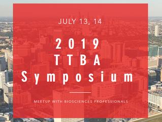 【 2019 TTBA Symposium 早鳥報名優惠!】