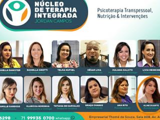 Integrante do Núcleo de Terapia Integrada Jordan Campos