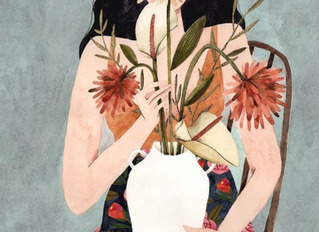 Por que esconder a sua beleza atrás de outras?