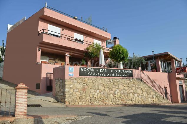 El Balcon de Arbancon