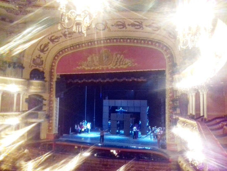 Как мы за 10 дней спасли премьеру в Театре оперы и балета им.Глинки в городе Челябинск