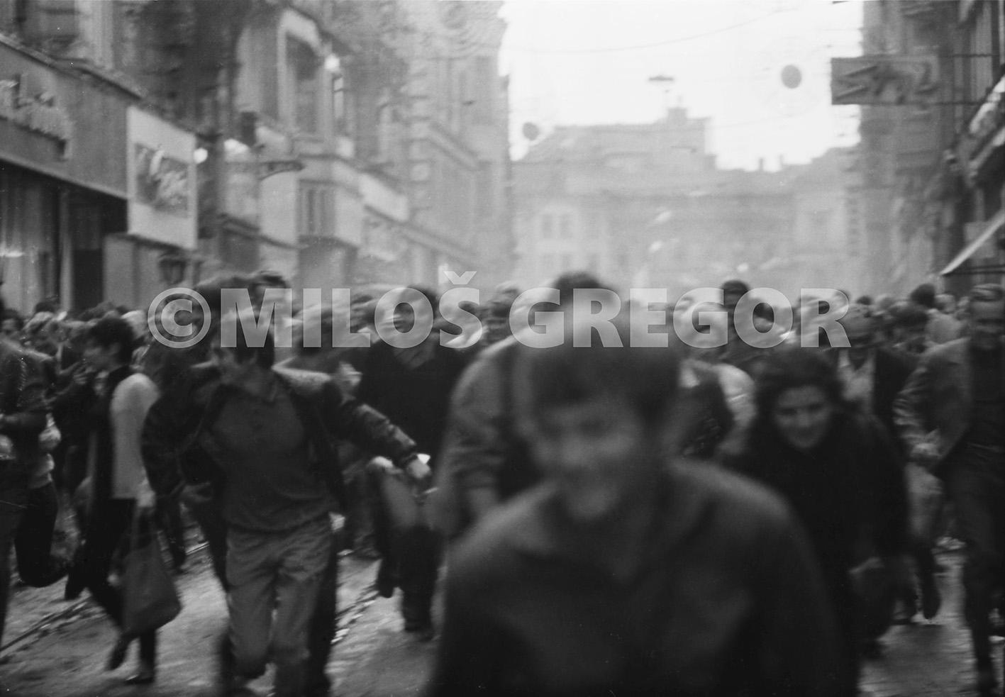 Brno, srpen 1969