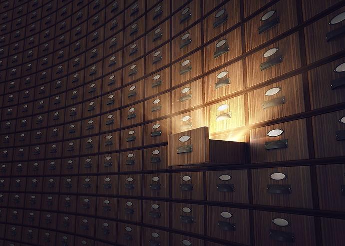 Vyhledávání informací v českých archivech