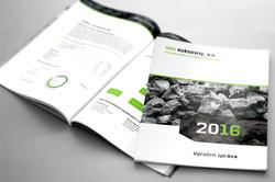 Výroční zpráva OKK Koksovny