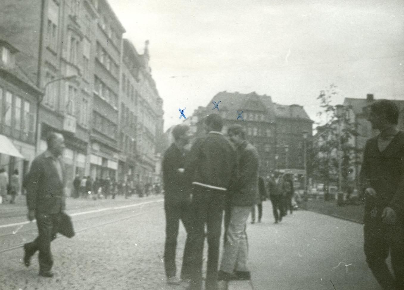 Liberec srpen 1969