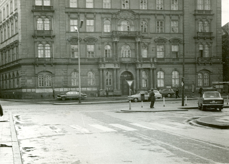 Brno srpen 1969