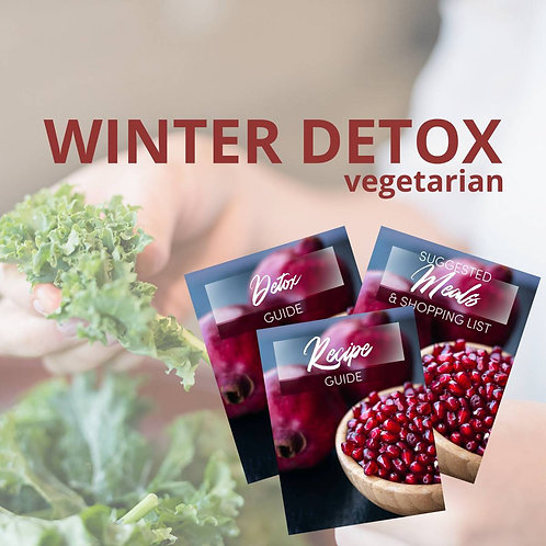 Winter Detox Vegetarian 2020