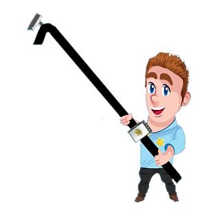 Star Man  - Star gutter cleaning