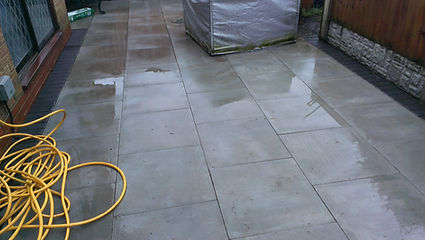 Driveway cleaning liverpool