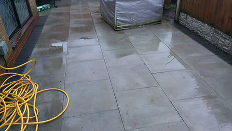 Driveway cleaning sheffield