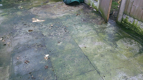 Patio cleaning wilmslow