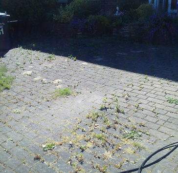 driveway cleaning Altrincham