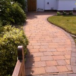 Patio cleaning Manchester - domestic