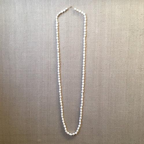 Freshwater pearl rope